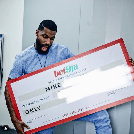 BBNaija Mike Receives 2million For Winning Most Arena Games
