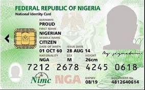 Tweeps Reacts To E-National ID Card Renewal And Replacement Charges