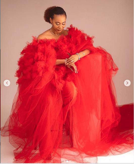 Nse Ikpe Etim Celebrates Her 45th Birthday With Gorgeous New Snaps 2