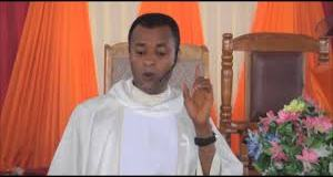 Reverend Father Oluoma Lectures On Using Tithes To Help the Needy
