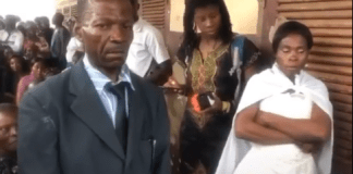 Was She Forced? Bride Goes All Sad As They Joined Her To Groom