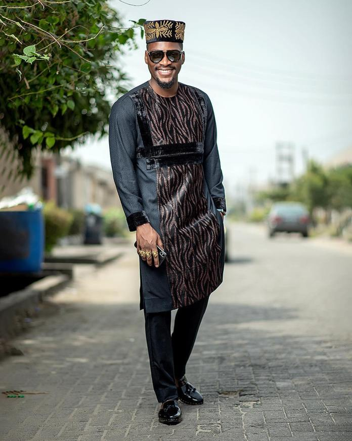 6 Best Looking Male Nigerian Celebrities Of The Year