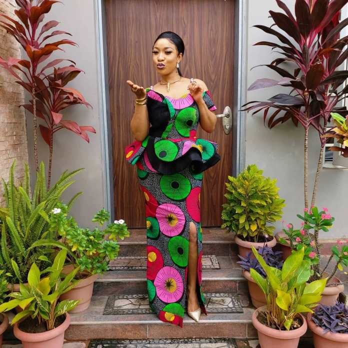 """Don't Reduce Me To Dummies"", Tonto Dikeh Cautions"
