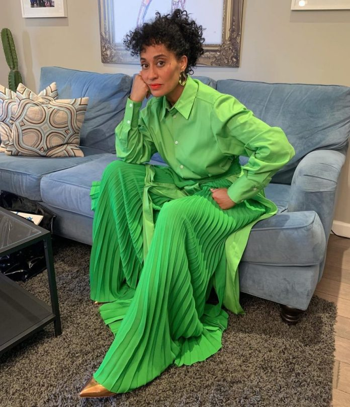 Queen Of Colours! No One Does Monotone To Perfection Like Tracee Ellis Ross 5