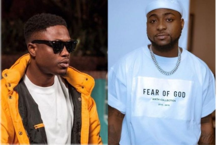Is This Part Of The Plan? Vector To Drop New Song With Davido