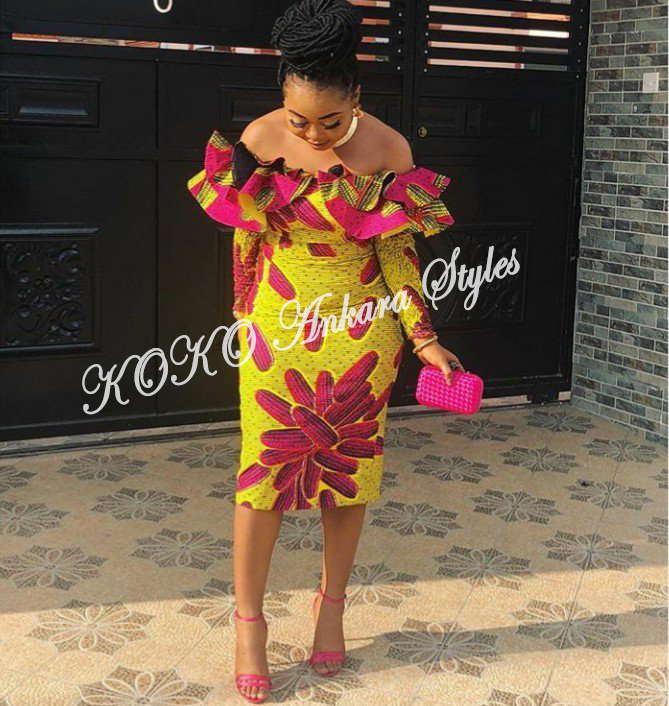 Beautiful And Elegant Ankara Styles For Every BAE