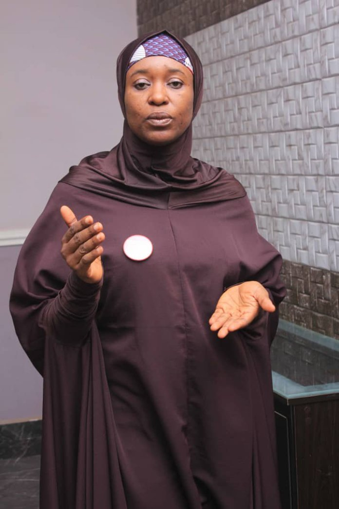 Aisha Yesufu Reacts To Being Dragged To Court For Supporting EndSARS
