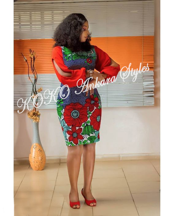 Begin November On A Chic Note With These Fabulous Ankara Designs 2