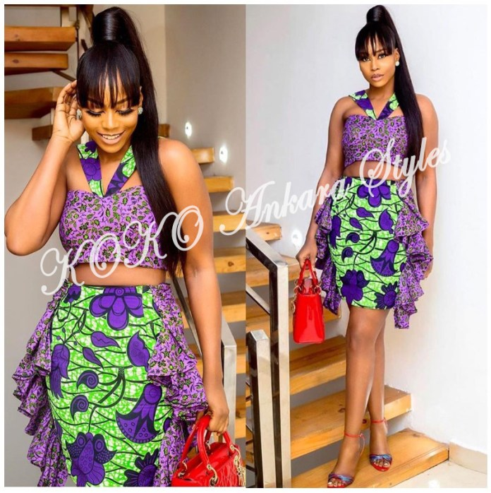 Begin November On A Chic Note With These Fabulous Ankara Designs 1