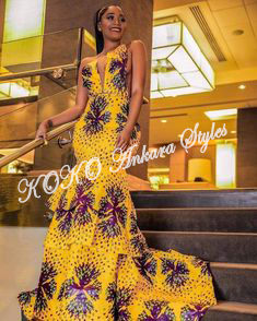 Stay Chic And Elegant In These Ankara Styles