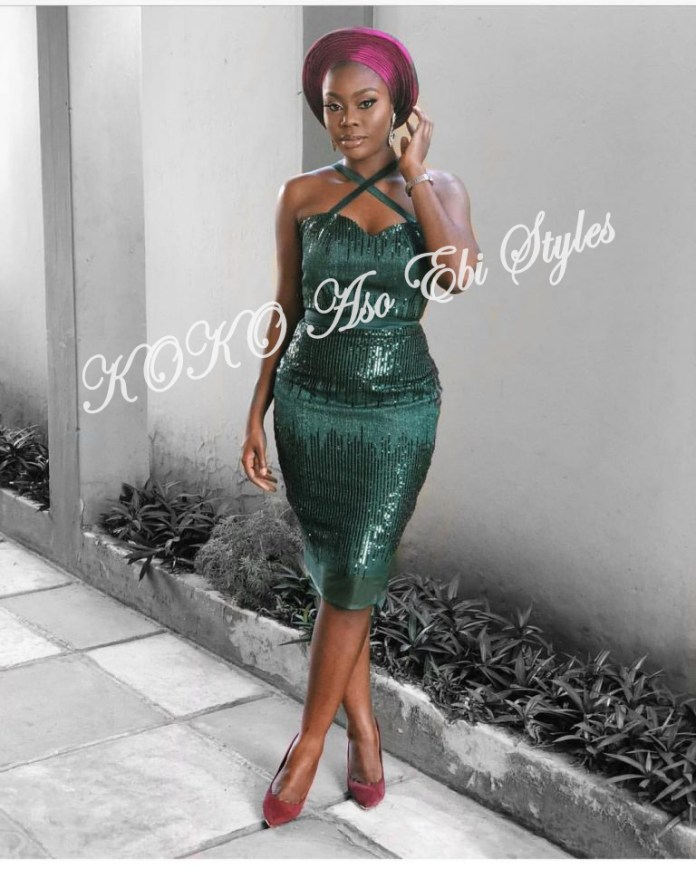 Aso Ebi Styles: Aso Ebi Colour Combo Inspirations For The November Culture