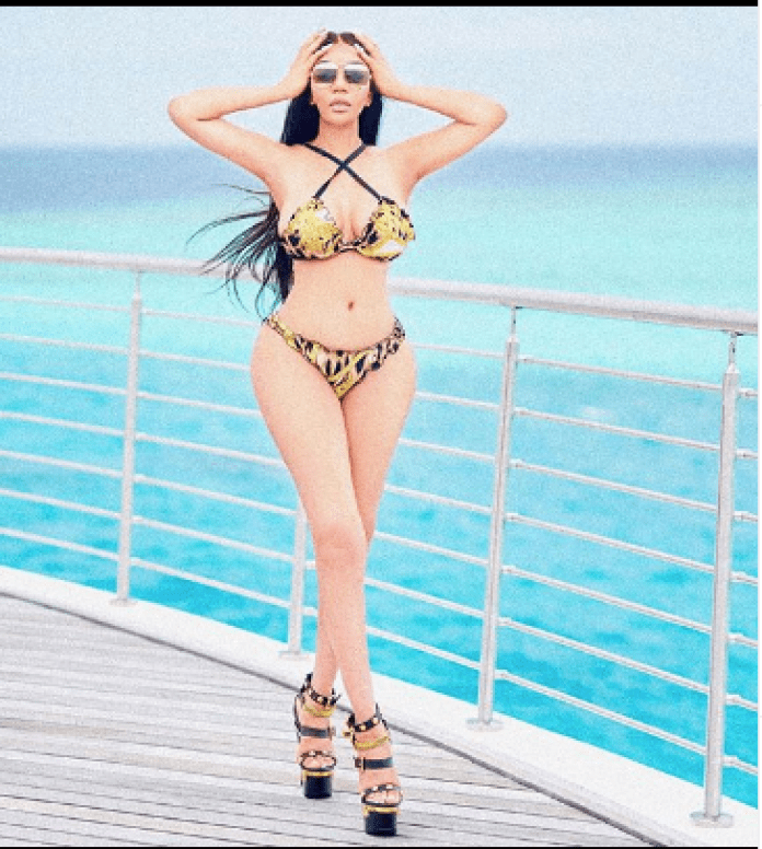 Dencia Slams Nigerian Celebrities