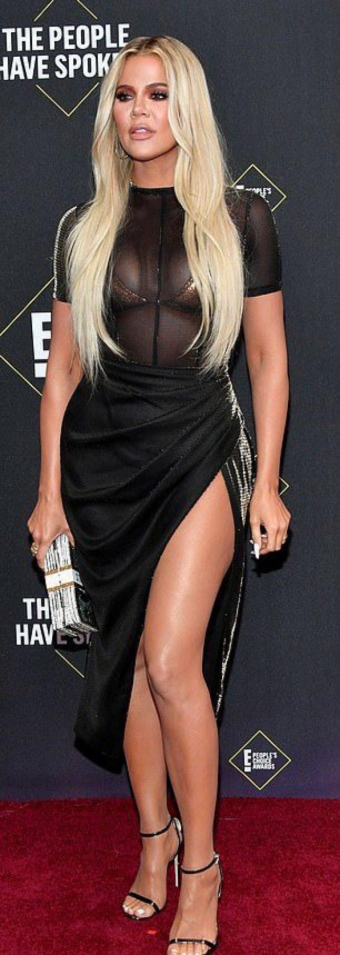 Khloe Kardashian Is Body Goals In New Bikini Snap