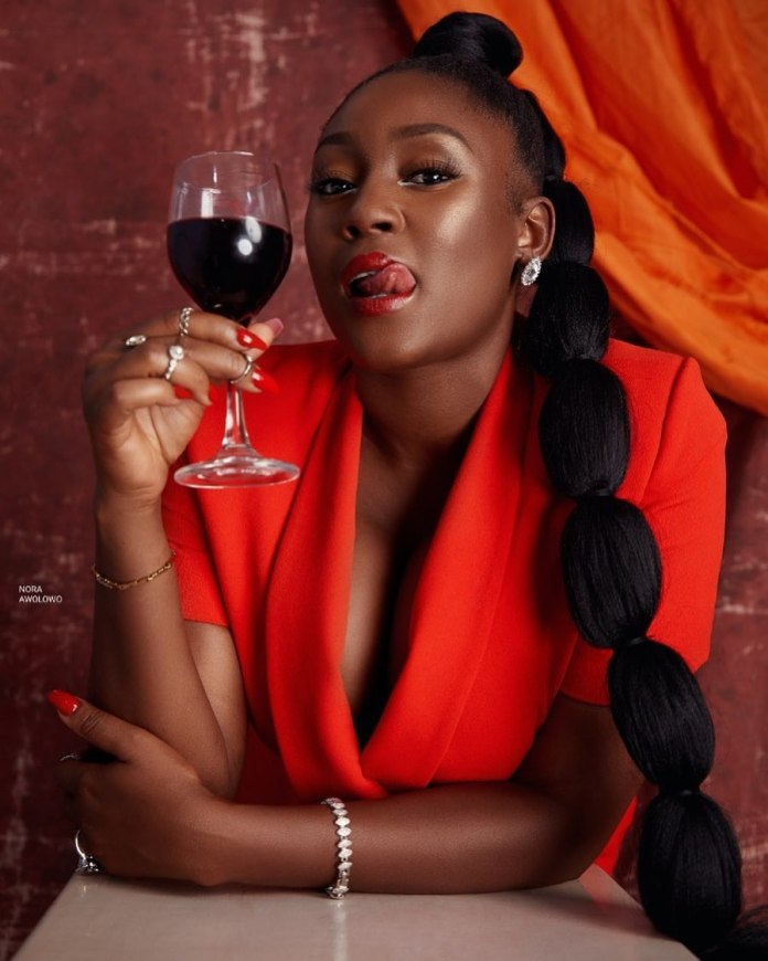 KOKO's Cover Star Lota Chukwu Exudes Glamour In New Birthday Snaps 1