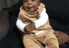She Looks Like Olamide - Fans Reacts To OAP Maria Okan's Baby's Snaps