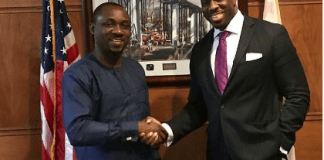 Ooni Of Ife Sends Emissaries To Adetokunbo Omishakin, Californa's Head Of Transportation
