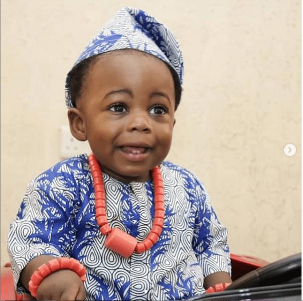 KOKO Junior: Yvonne Jegede Celebrates Son, Xavier Jegede-Fawole, On His First Birthday 2
