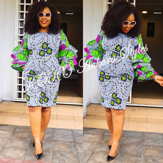 Vamp Up Your Ankara Game With These 5 Styles 1