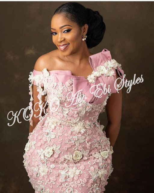 Channel Your Inner Beauty In These Beautiful Aso Ebi Styles