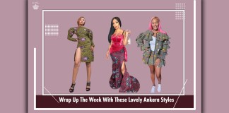 Wrap Up The Week With These Lovely Ankara Styles