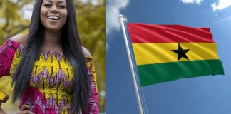 Big English, Fly Suits, Ghana Is Still Colonised - Yvonne Nelson Lashes Government