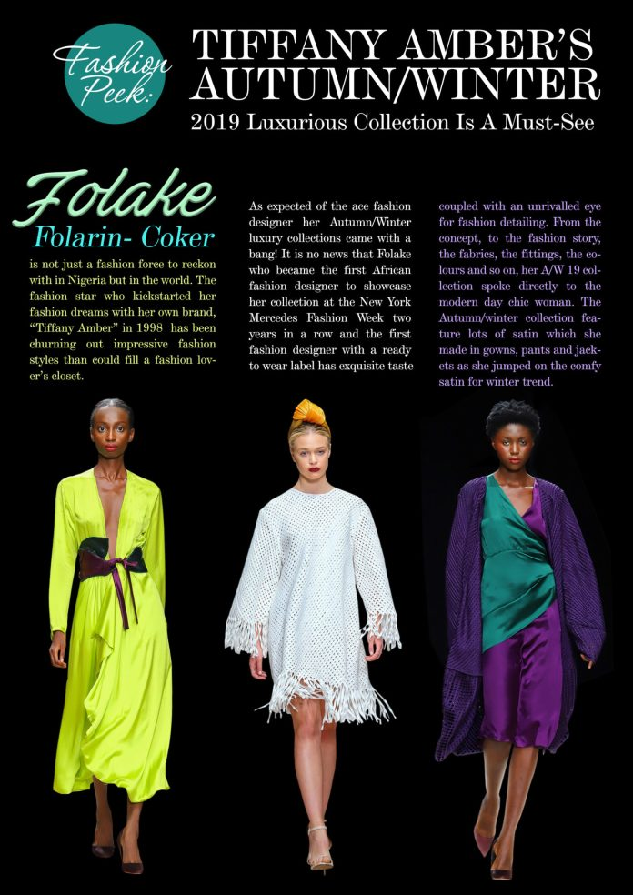 Nancy Isime Covers The December Issue Of KOKO Magazine