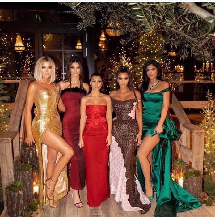 Kardashian And Jenner
