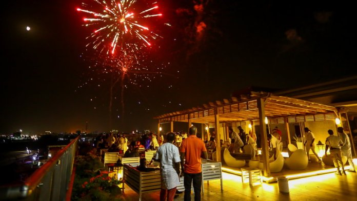 New Year's Eve In Lagos
