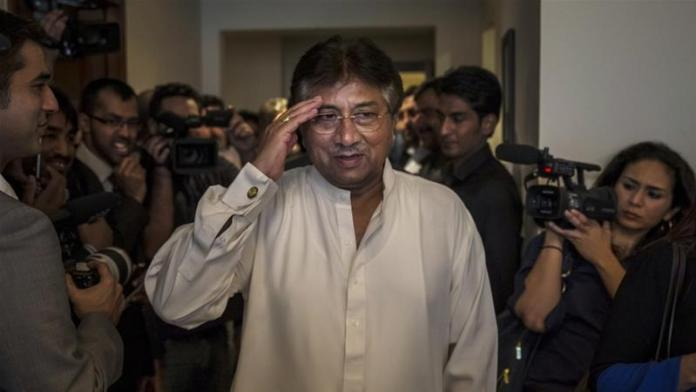 Pervez Musharraf Death Treason KOKO TV Nigeria 2