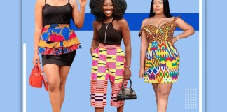 Simple Yet Lovely Ankara Styles To Rock This Weekend