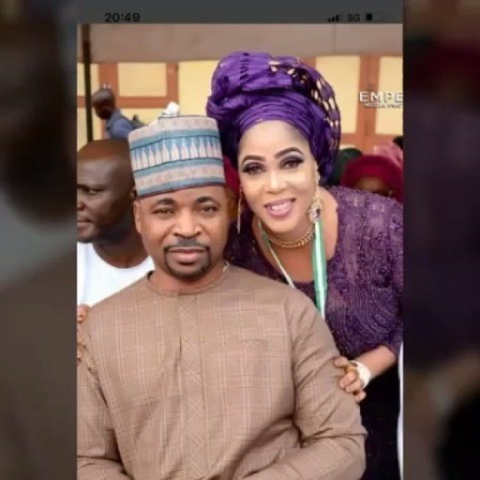 MC Oluomo's Wives Built Their Mansions From The Weekly Allowances He Gives Them - Source