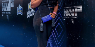Alex Unusual at soundcity mvp awards 2020
