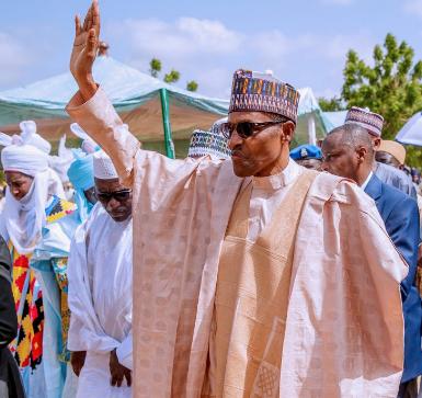 Read President Buhari's Full Address As He Celebrates Nigerian Workers