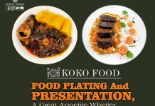 Food Plating And Presentation, A Great Appetite Whetter