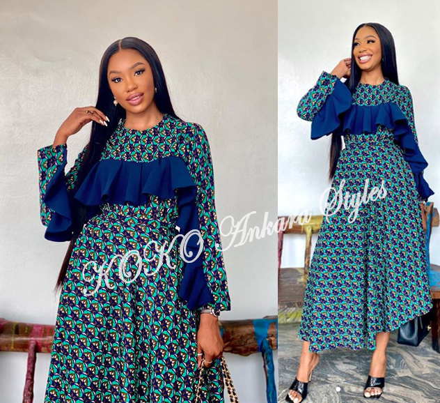 8 Ankara Styles You Should Turn Up For Val Date In