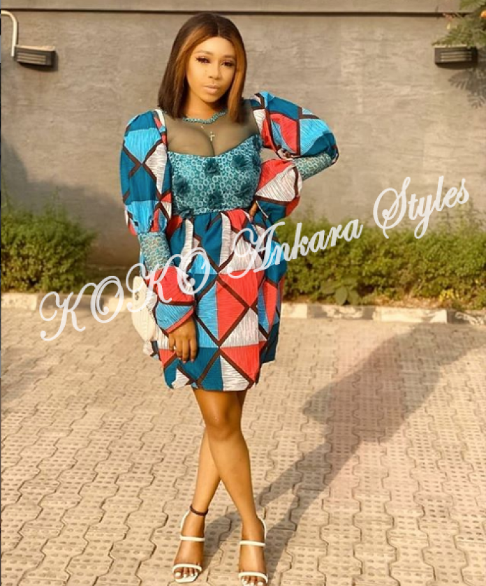 Ankara Styles That Will Make You Love The African Print More
