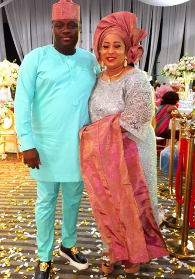 Princess Adesola And Her Husband-to-be Ayoola