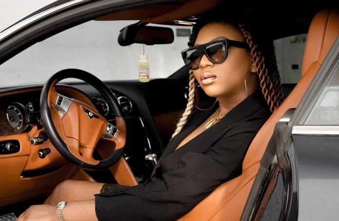 Valentine 2020: Media personality Got A Bentley