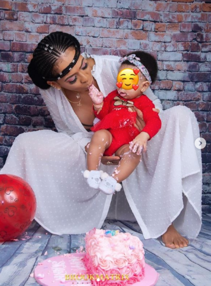 KOKO Junior: TBoss' Baby Hits 6 Months And She Is So Cute!