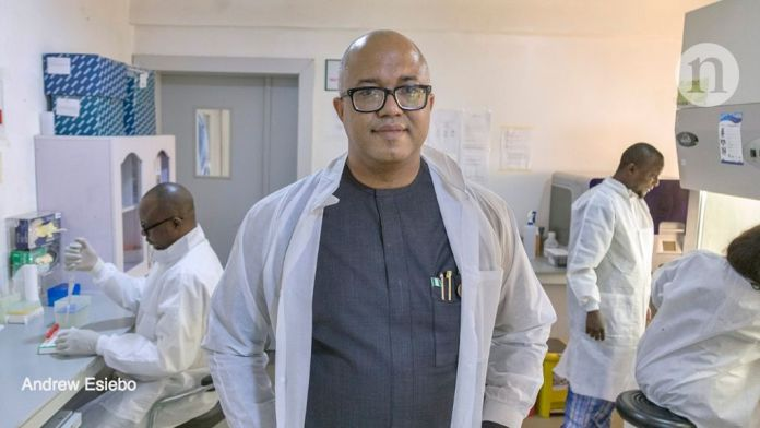 NCDC Boss, Chikwe Ihekweazu