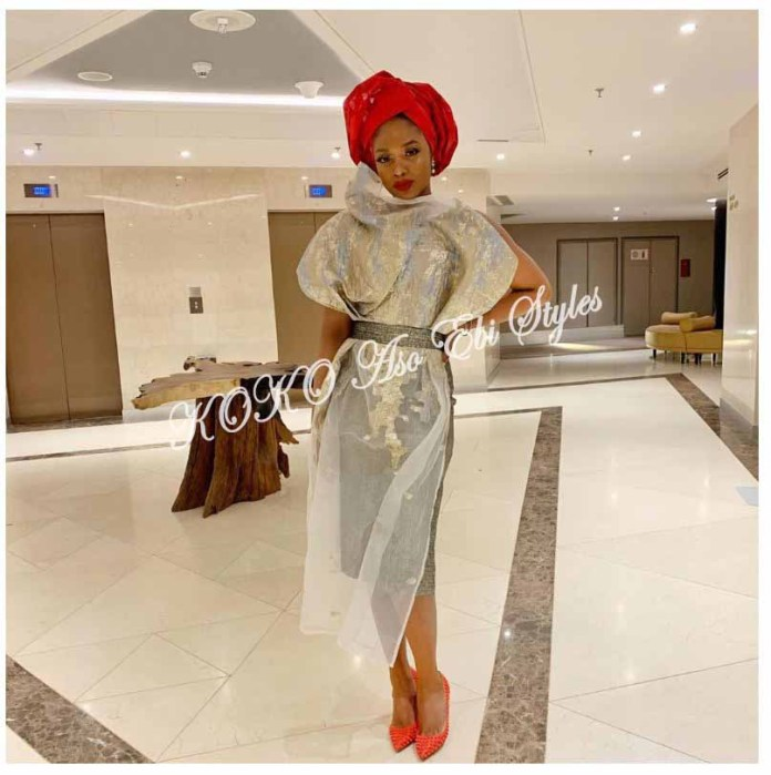 10 Show Stopping Aso Ebi Styles For Your Next Owambe