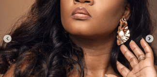 I'm Off To Party - Omotola Jalade Threatens To Defy Stay At Home Order