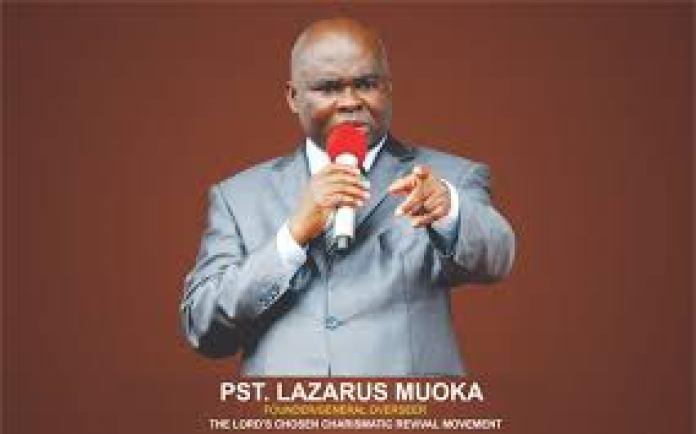 Pastor Lazarus Muoka Reveals