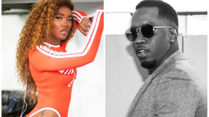 Your Artistry Is Incredible-Rapper Diddy Praises Tiwa Savage