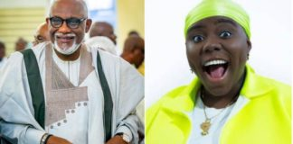 """You're Doing Well"", Akeredolu Hails Teni For Being A Proud Ondo Indigene"