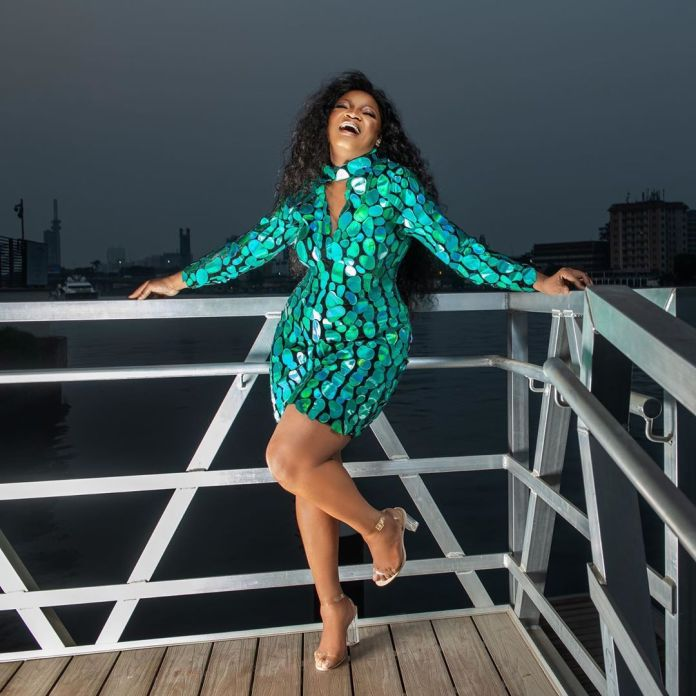 Omotola Jalade Ekeinde Is Celebrating Her 25th Year In Entertainment