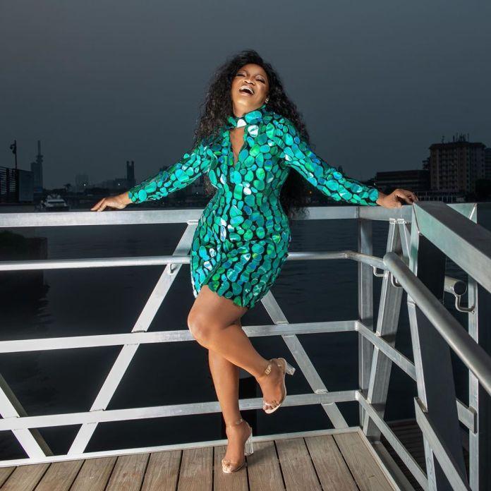 Yasss, I'm Back! Omotola Jalade Unveils New Album