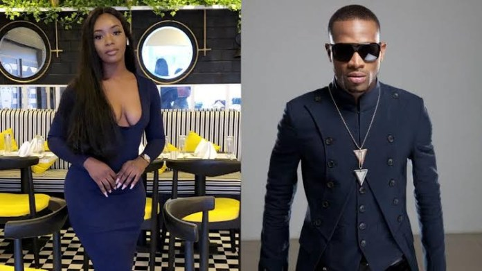 Seyitan Settled With D'banj Privately - STER