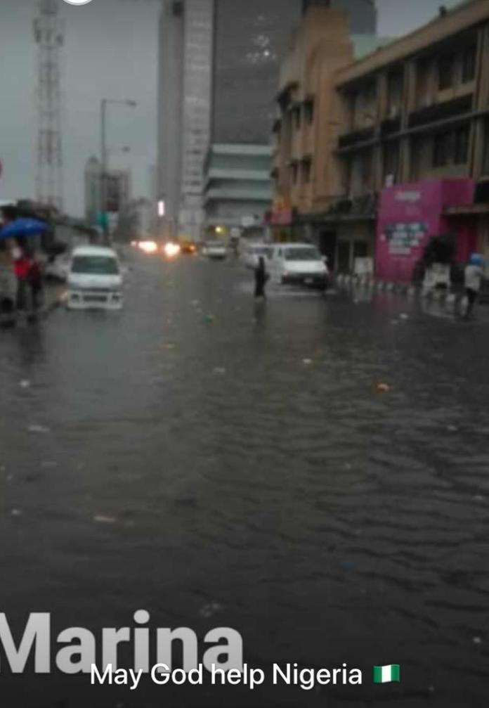 Lagos May Become Unlivable By 2100 - CNN Predicts Over Flood