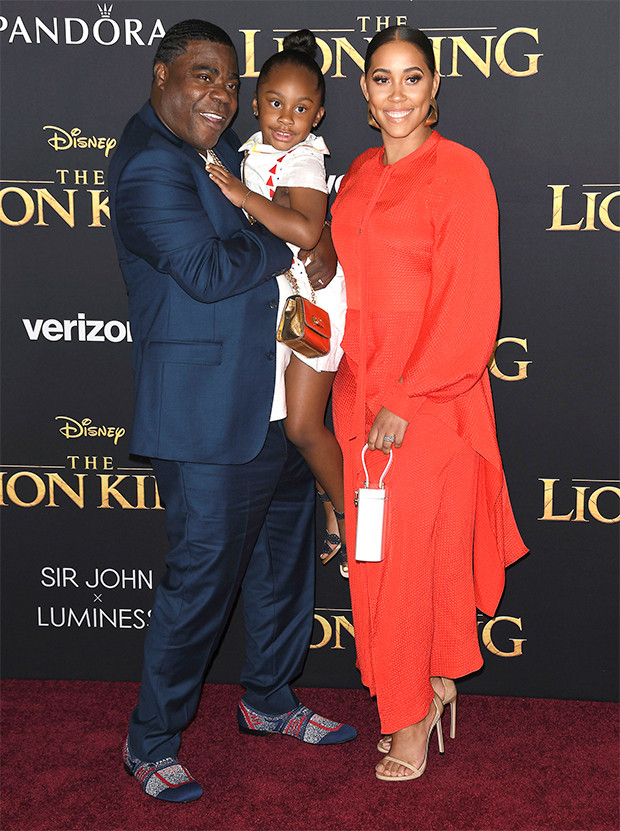 Tracy Morgan and Ex Wife Megan Wollover
